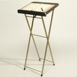 Portable Register Stand