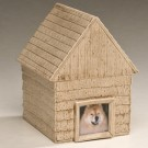 Ceramic Doghouse: 240 cu. in.
